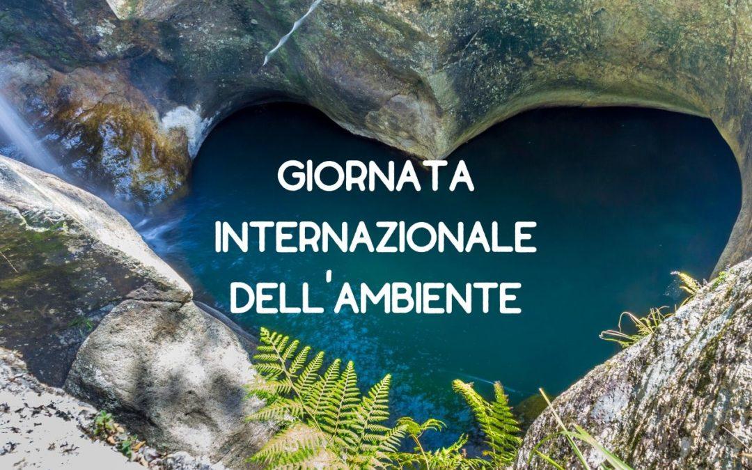 giornata internazionale dell'ambiente